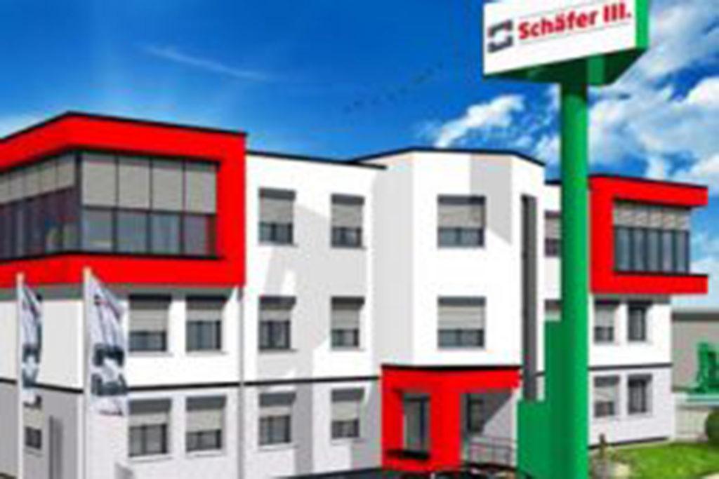 Schäfer III Neubau Firmensitz
