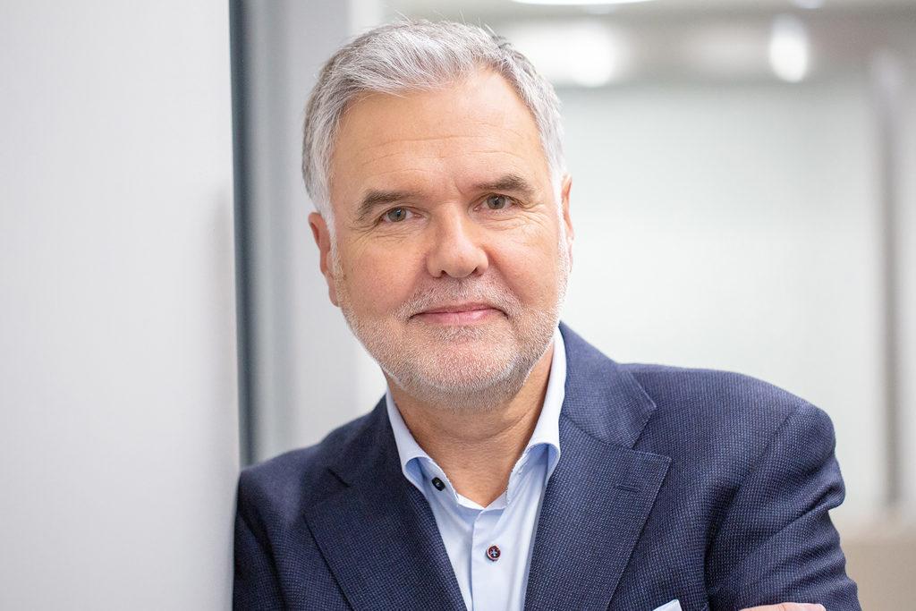 Geschäftsführer Schäfer III Ralf Hofmann