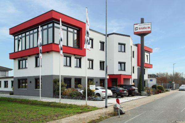 Schäfer III Firmengebäude